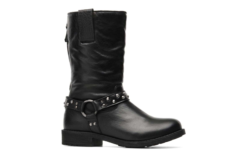 Bottines et boots Addict-Initial Casaquin Noir vue derrière