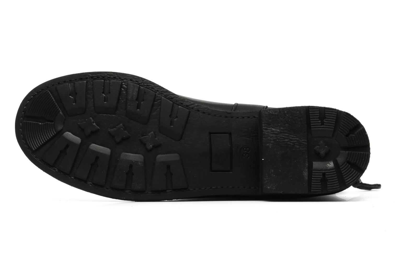 Bottines et boots Addict-Initial Casaquin Noir vue haut