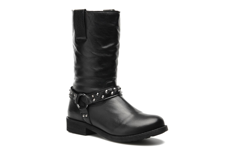 Bottines et boots Addict-Initial Casaquin Noir vue détail/paire