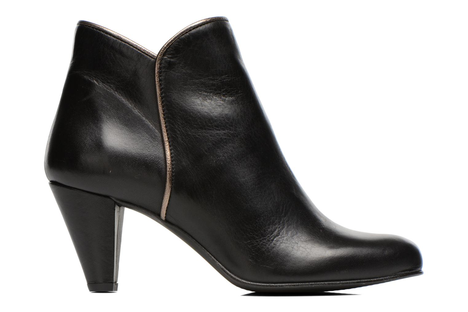 Ankle boots Georgia Rose Lagopède Black back view