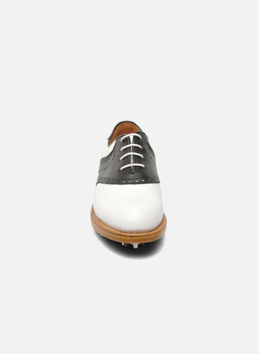 Zapatillas de deporte Georgia Rose Golfy Negro vista del modelo