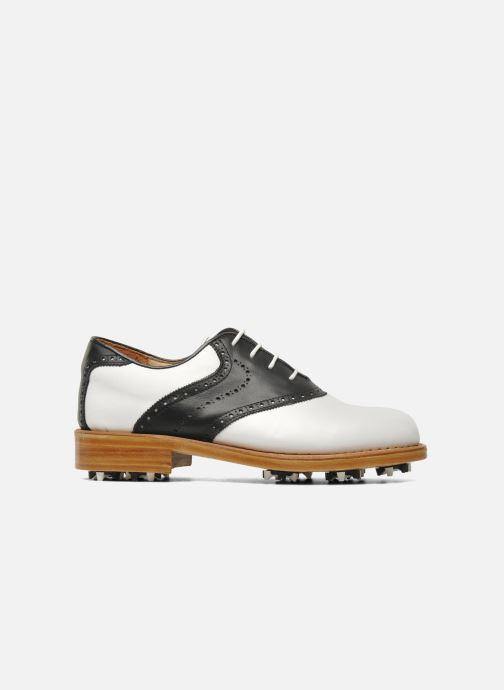 Chaussures de sport Georgia Rose Golfy Noir vue derrière