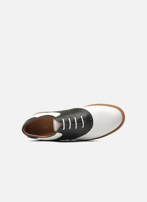 Chaussures de sport Georgia Rose Golfy Noir vue gauche