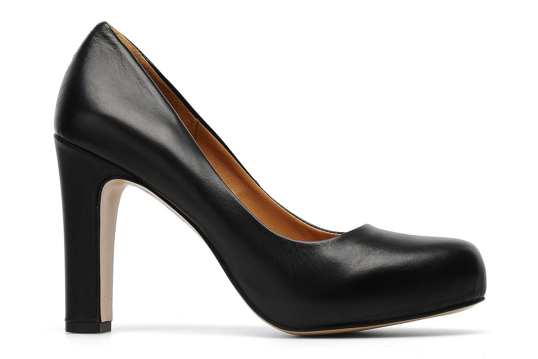 High heels Georgia Rose Benicia Black back view