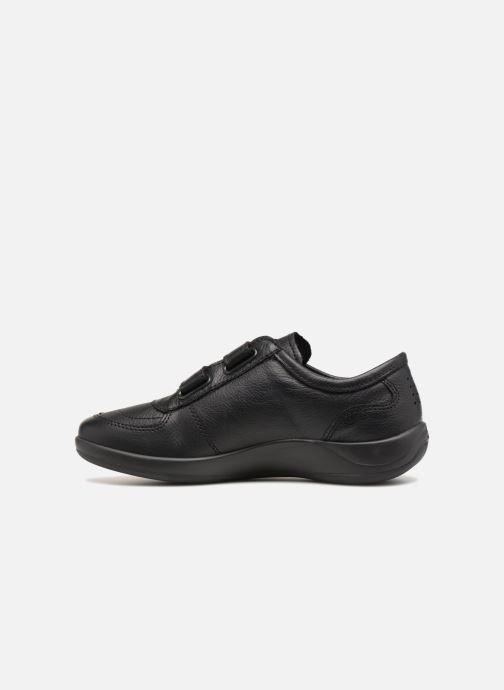 Sneakers TBS Easy Walk Accroc Nero immagine frontale