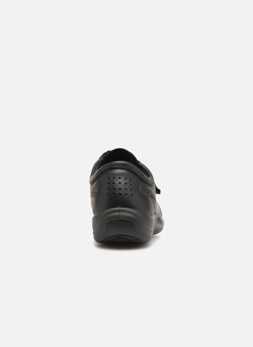 Sneakers TBS Easy Walk Accroc Nero immagine destra