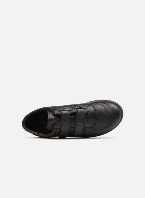 Sneakers TBS Easy Walk Accroc Nero immagine sinistra
