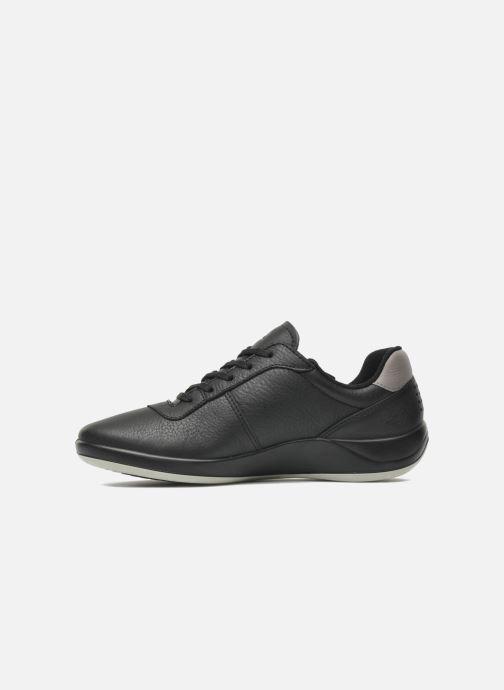 Sneakers TBS Easy Walk Anyway Zwart voorkant