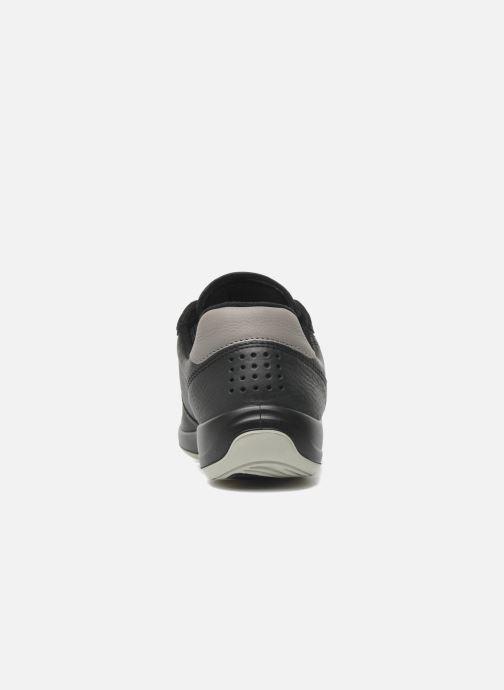 Sneakers TBS Easy Walk Anyway Zwart rechts