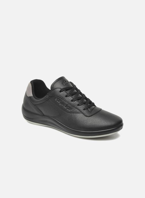Trainers TBS Easy Walk Anyway Black detailed view/ Pair view