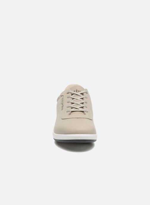 Baskets TBS Easy Walk Anyway Blanc vue portées chaussures