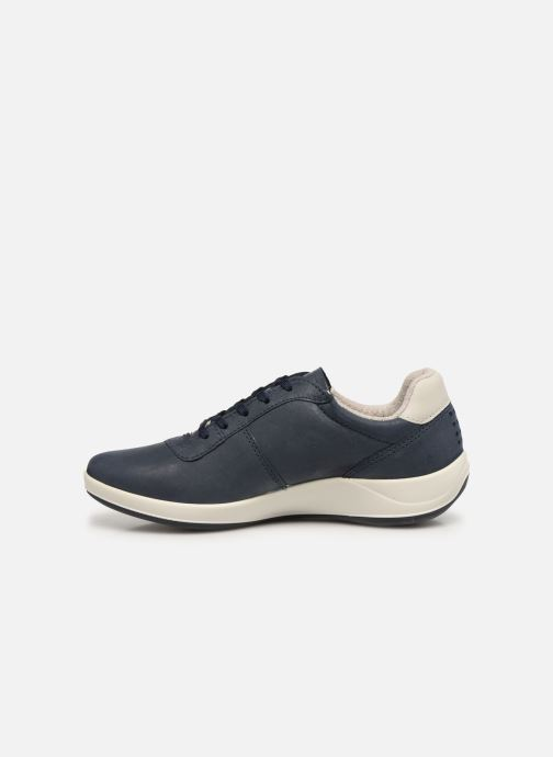 Sneakers TBS Easy Walk Anyway Blauw voorkant
