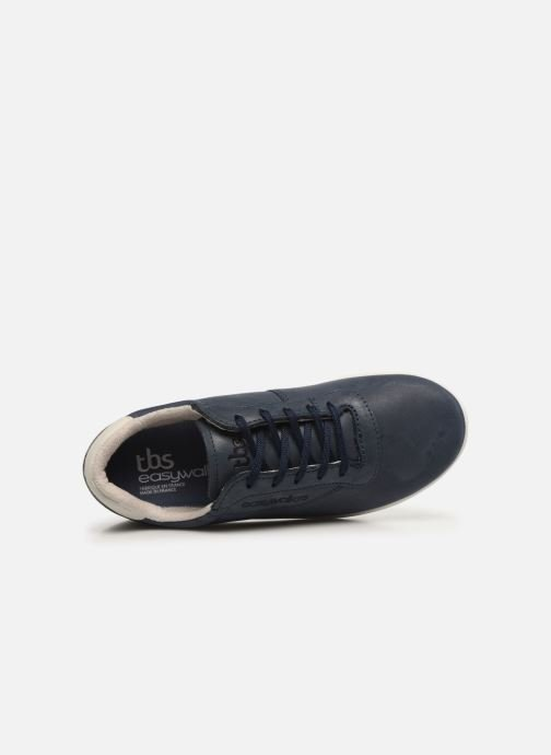 Sneakers TBS Easy Walk Anyway Blauw links