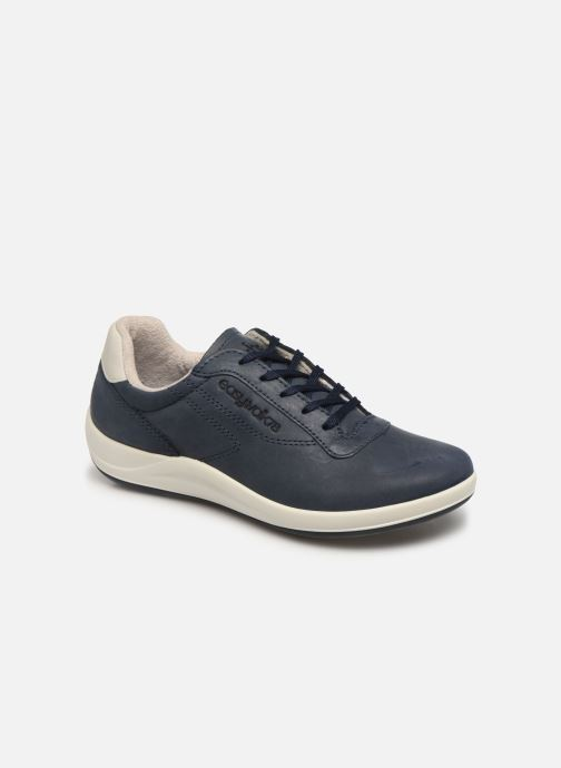 Sneakers TBS Easy Walk Anyway Blauw detail
