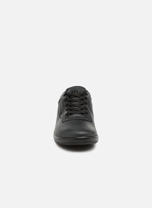 Baskets TBS Easy Walk Anyway Noir vue portées chaussures