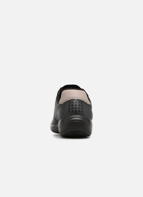 Baskets TBS Easy Walk Anyway Noir vue droite
