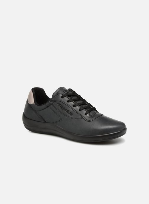 Baskets TBS Easy Walk Anyway Noir vue détail/paire