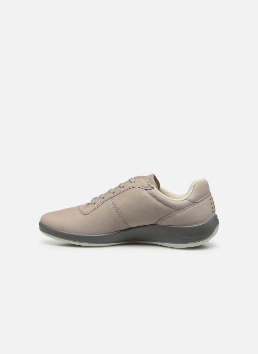 Sneakers TBS Easy Walk Anyway Grijs voorkant