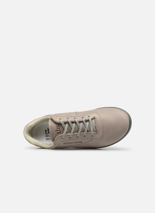 Baskets TBS Easy Walk Anyway Gris vue gauche