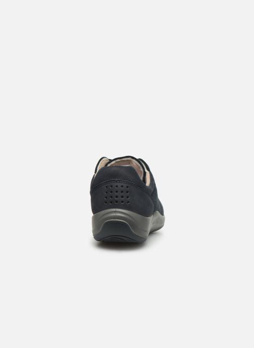 Sneakers TBS Easy Walk Anyway Azzurro immagine destra