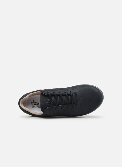 Sneakers TBS Easy Walk Anyway Azzurro immagine sinistra