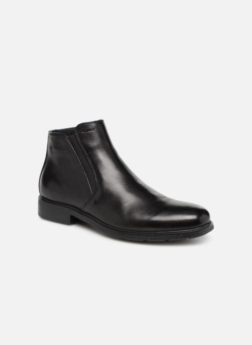 Ankle boots Geox U DUBLIN D U34R2D Black detailed view/ Pair view