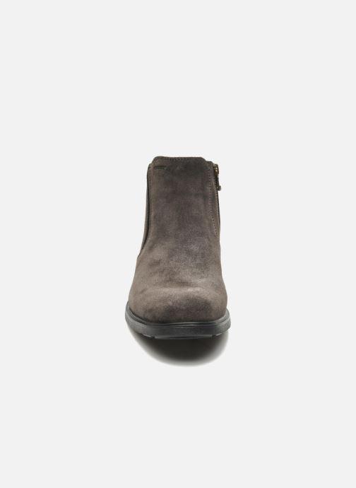 Ankle boots Geox U DUBLIN D U34R2D Grey model view