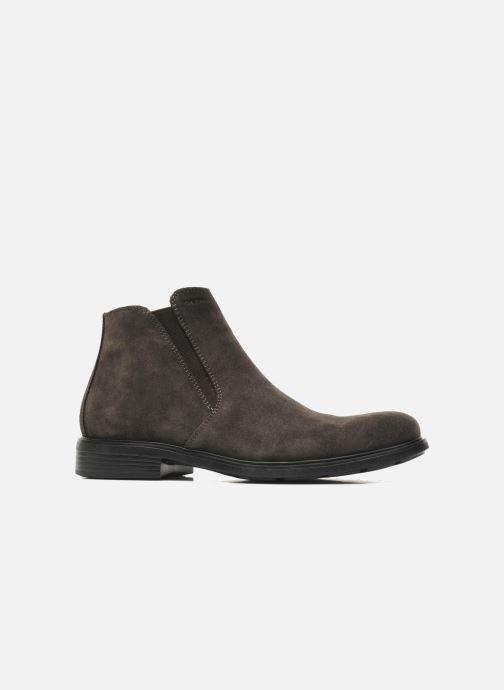 Boots en enkellaarsjes Geox U DUBLIN D U34R2D Grijs achterkant