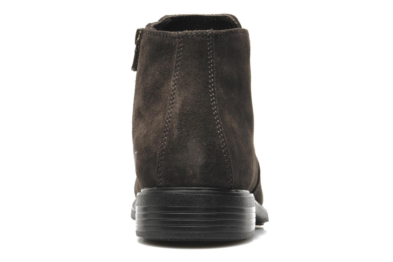 Bottines et boots Geox U DUBLIN D U34R2D Gris vue droite