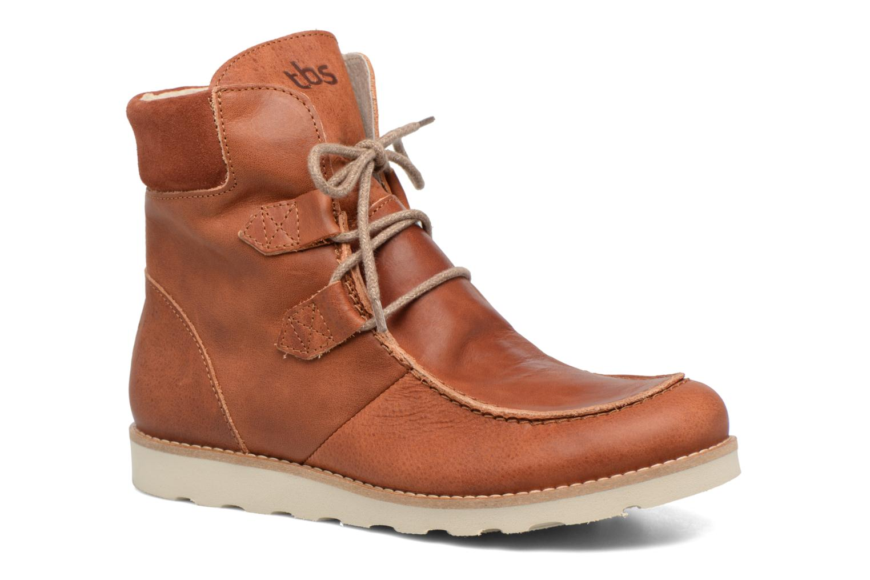 Nuevos zapatos para hombres y mujeres, descuento descuento descuento por tiempo limitado  TBS Ariana (Marrón) - Botines  en Más cómodo a42986