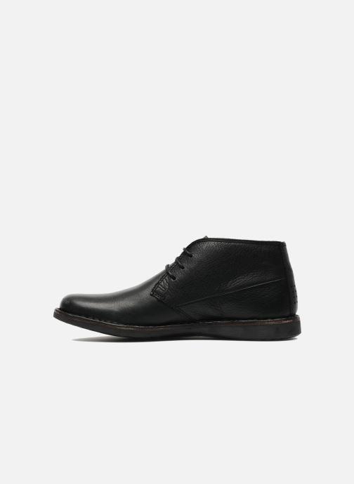 Chaussures à lacets TBS Kerlea Noir vue face