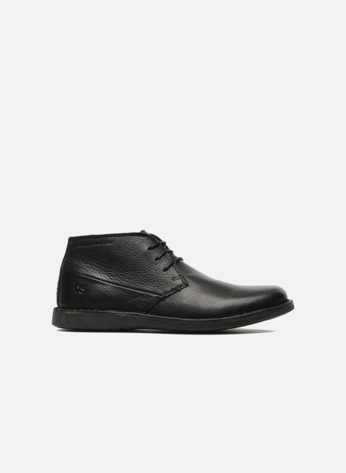 Chaussures à lacets TBS Kerlea Noir vue derrière