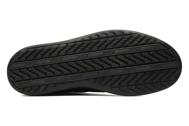 Chaussures à lacets TBS Kerlea Noir vue haut