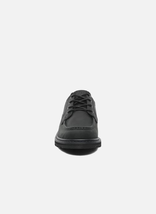 Chaussures à lacets TBS Sannio Noir vue portées chaussures