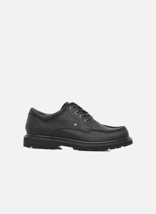 Chaussures à lacets TBS Sannio Noir vue derrière