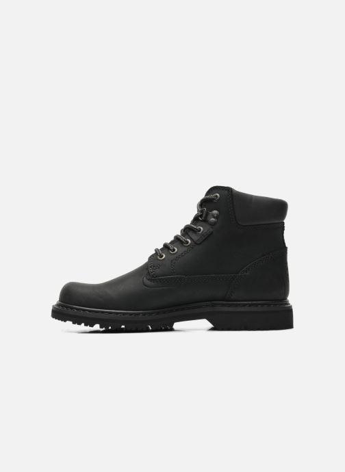 Bottines et boots TBS Sefano Noir vue face