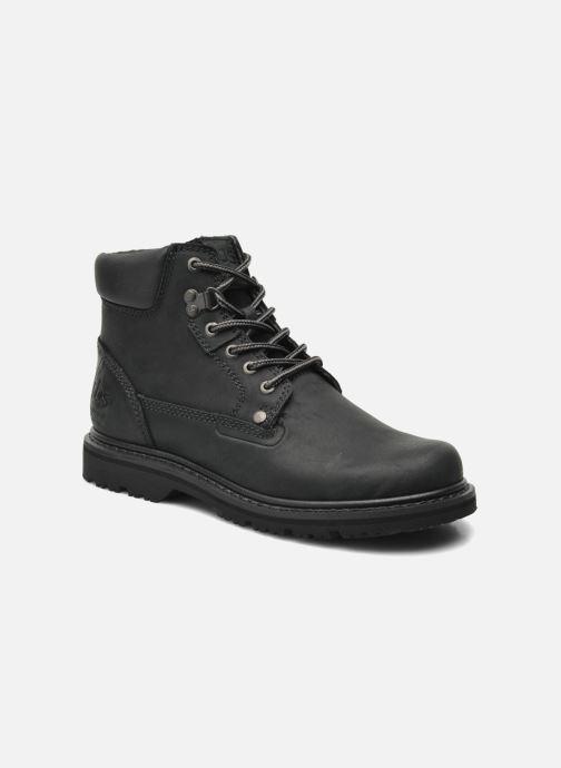 Bottines et boots TBS Sefano Noir vue détail/paire