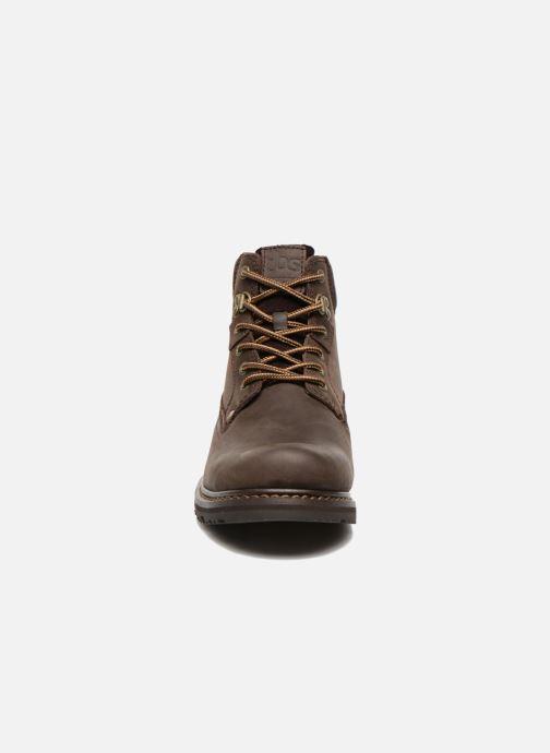 Stiefeletten & Boots TBS Sefano braun schuhe getragen