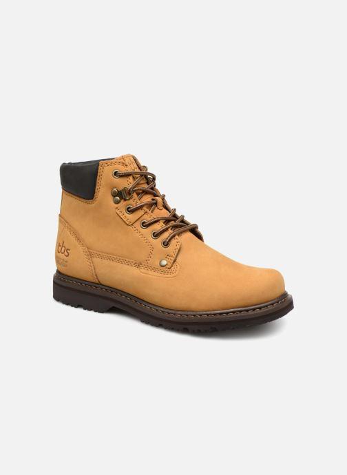 Bottines et boots TBS Sefano Marron vue détail/paire