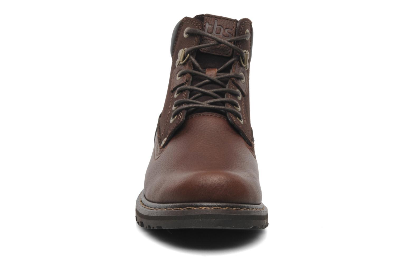 Bottines et boots TBS Sefano Marron vue portées chaussures
