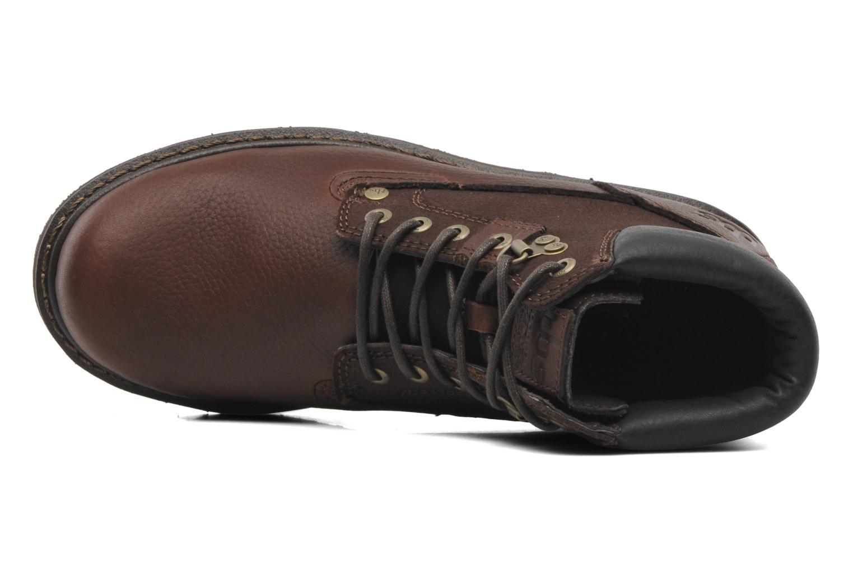 Bottines et boots TBS Sefano Marron vue gauche