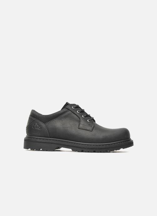 Zapatos con cordones TBS Stuart Negro vistra trasera