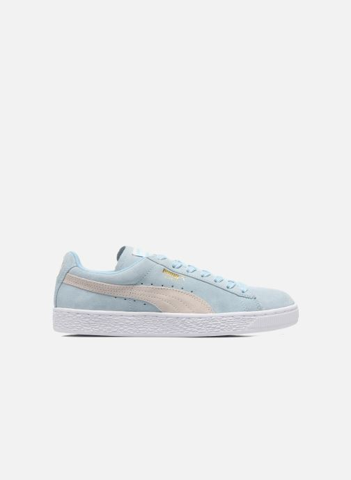 Sneakers Puma Suede Classic Wn's Blå se bagfra