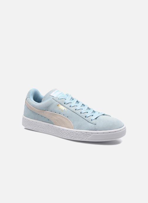 5eefd312045 Sneakers Puma Suede Classic Wn's Blå detaljeret billede af skoene