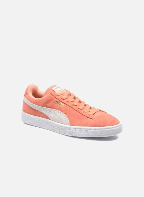 Trainers Puma Suede Classic Wn's Orange detailed view/ Pair view