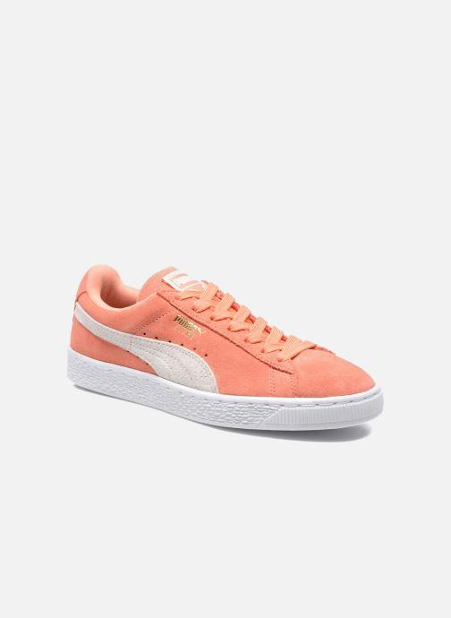 Sneaker Puma Suede Classic Wn's orange detaillierte ansicht/modell