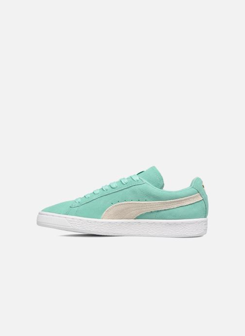 Sneakers Puma Suede Classic Wn's Grøn se forfra