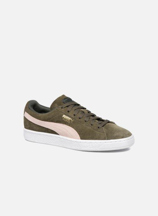 Sneakers Puma Suede Classic Wn's Verde vedi dettaglio/paio