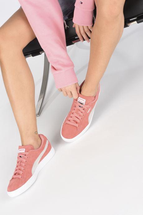 Sneakers Puma Suede Classic Wn's Rosa immagine dal basso