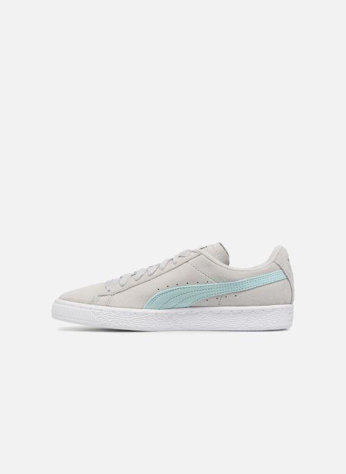 Sneaker Puma Suede Classic Wn's grau ansicht von vorne